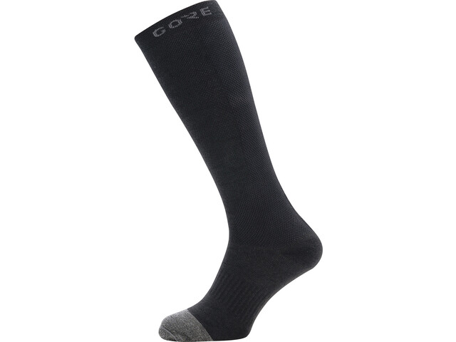 GORE WEAR Thermo Lange Socken black/graphite grey